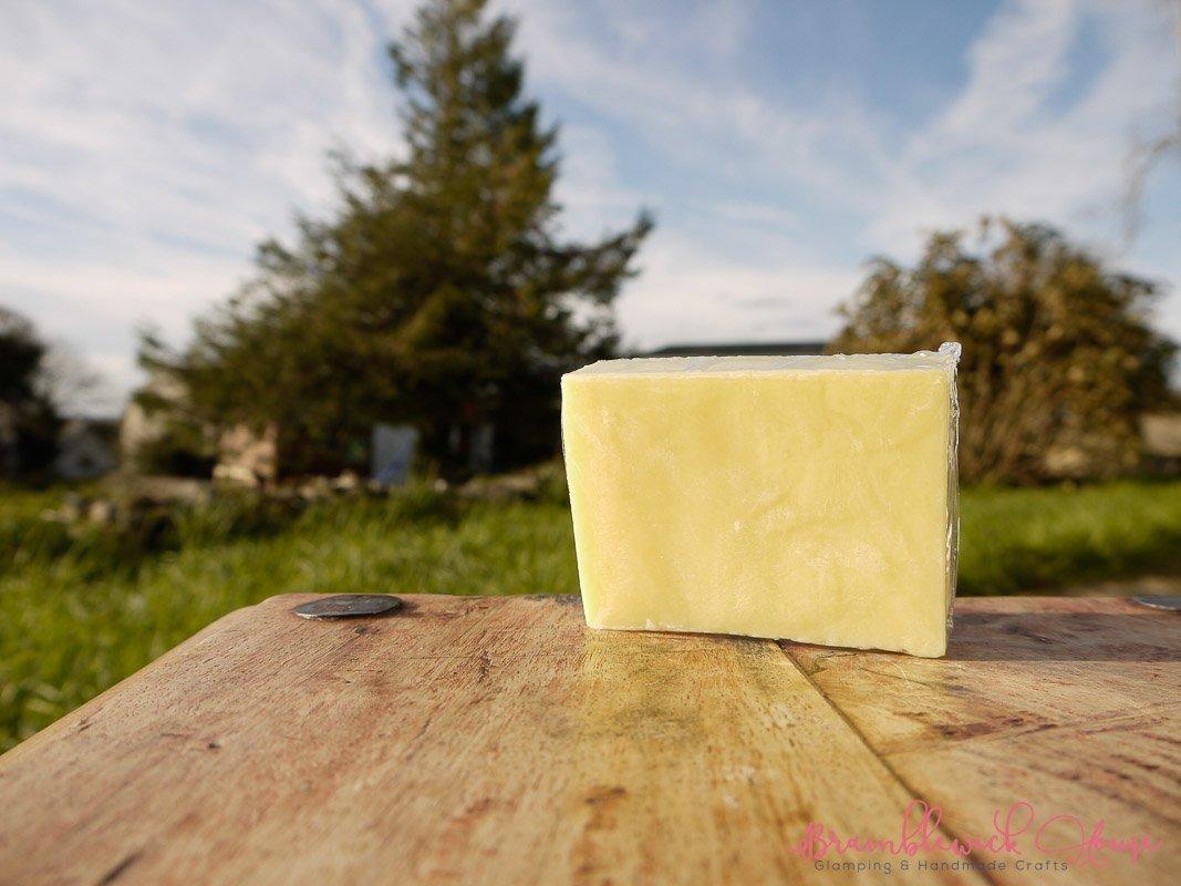 Chamomile Square Soap