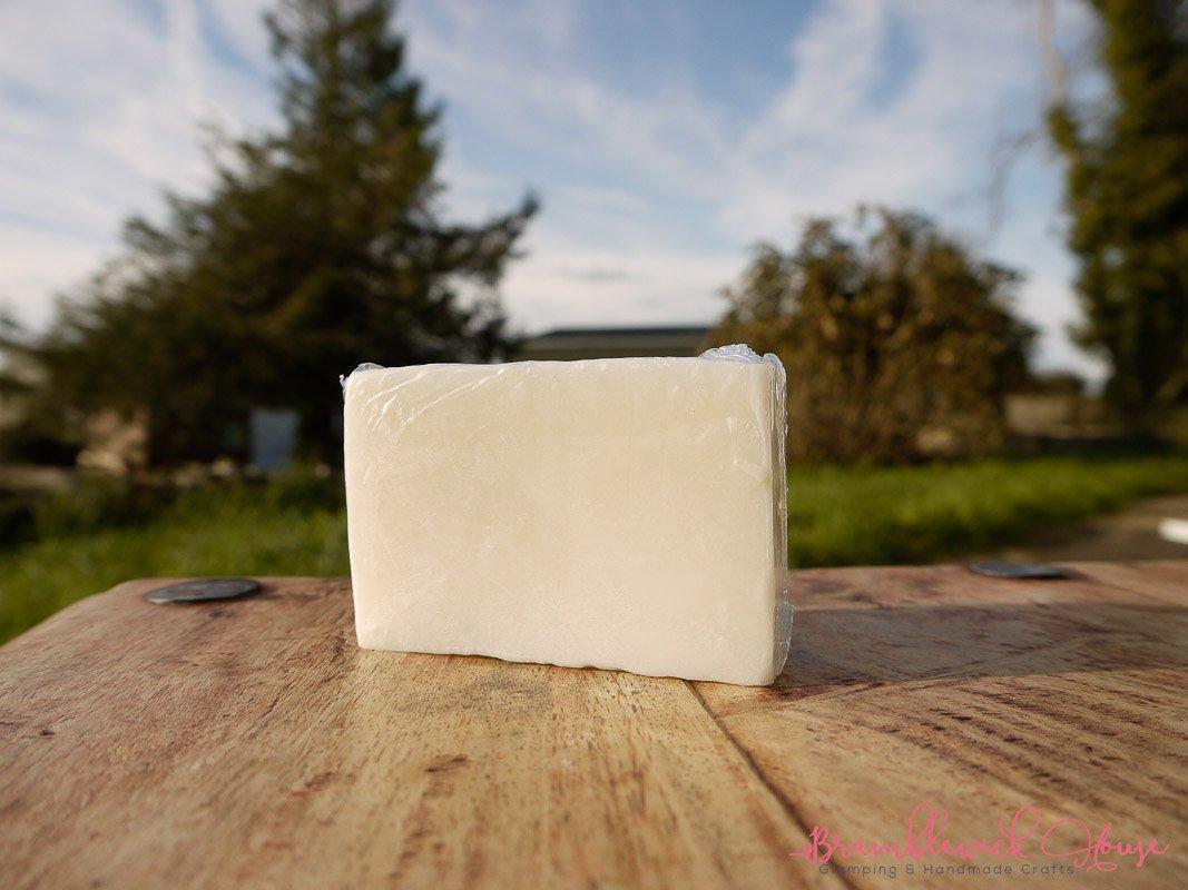 Cinnamon Square Soap