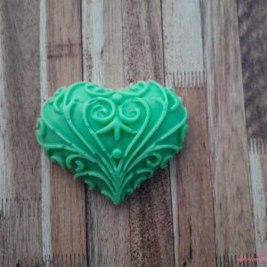 Bramblewick House Crafts Luxurious Small Heart Goats Milk Moisturising Soap
