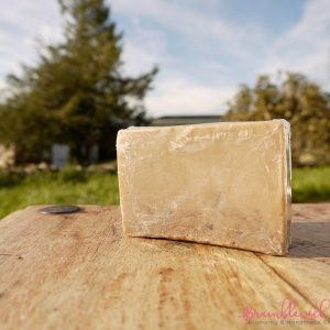Rose & Vanilla Square Soap