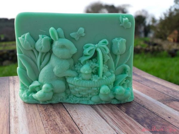 Bramblewick House Crafts Luxurious Easter Bunny SLS Free Moisturising Soap