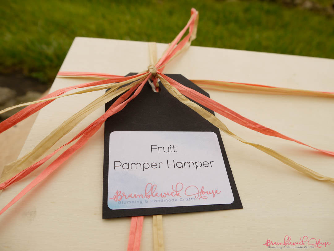 Bramblewick House Pamper Hamper