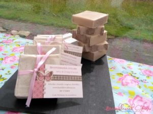 Bramblewick House Recycled soap boxes