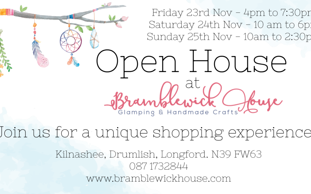 Christmas Open House Craftspeople