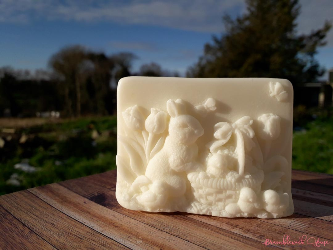 Bramblewick House Easter Bunny Soap