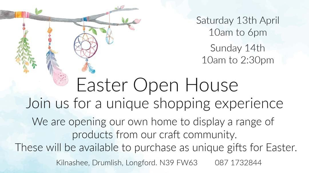 Easter Open House 2019