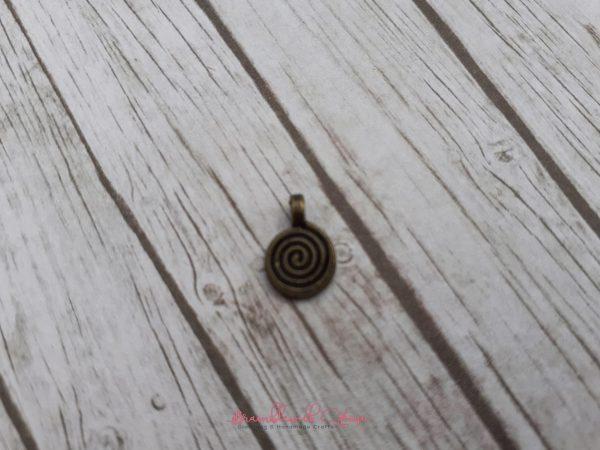 Bramblewick House Swirl Charm
