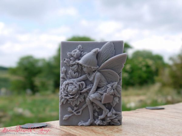 Bramblewick House Lavender Soap Fairy Inquisitive