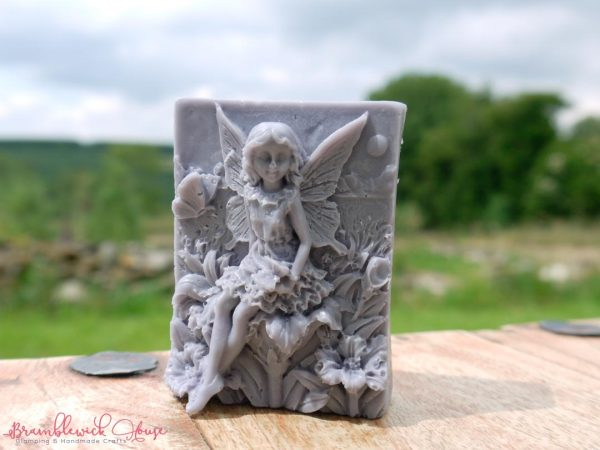 Bramblewick House Lavender Soap Fairy Relaxed