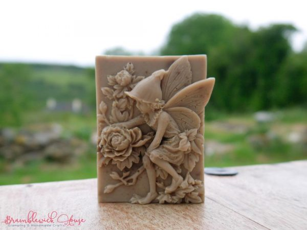 Bramblewick House Rose and Vanilla soap