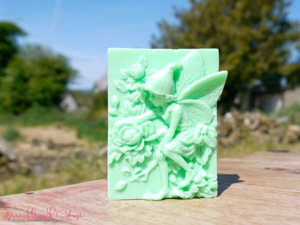 Bramblewick House Spearmint and Eucalyptus soap