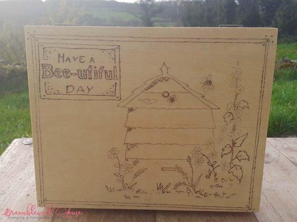 Bramblewick House Beehive Box