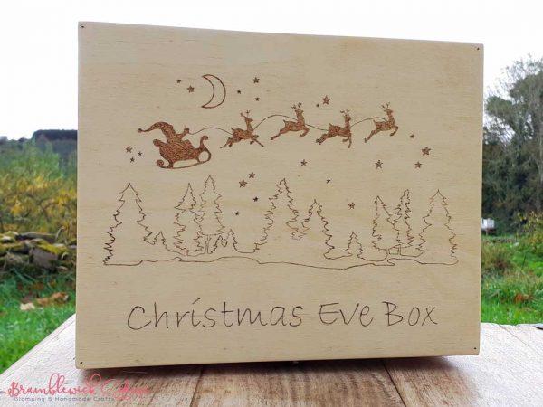 Bramblewick House Christmas Eve Box.