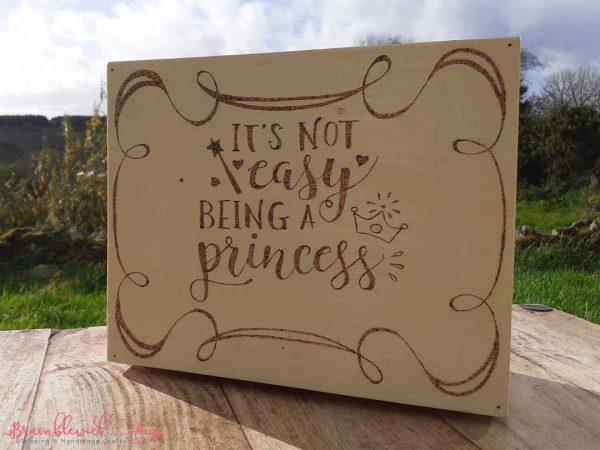 Bramblewick House It's not easy being a princess box