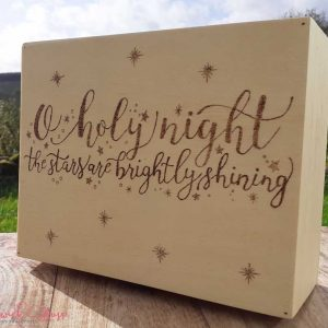 Bramblewick House Holy night Box