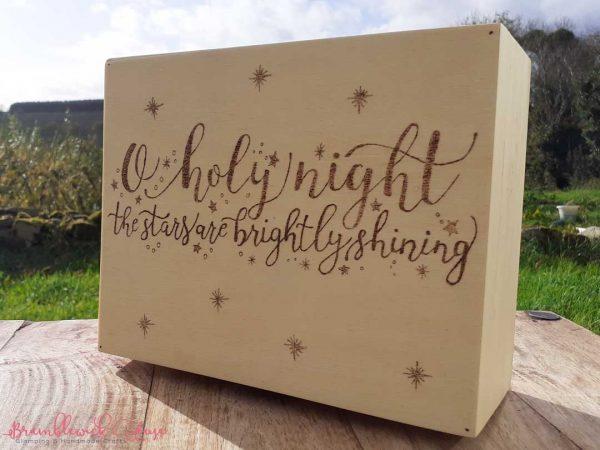Bramblewick House Holy night Box