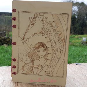 Bramblewick House Fairy and Dragon Book