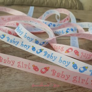 Bramblewick House Baby Ribbon