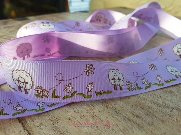 Bramblewick House Sheep Ribbon