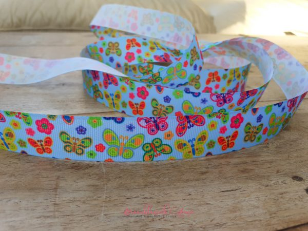 Bramblewick House butterfly Ribbon