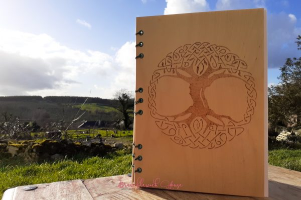 Bramblewick House Tree of Life A4 Notebook