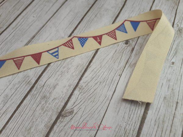 Bramblewick House Bunting Ribbon