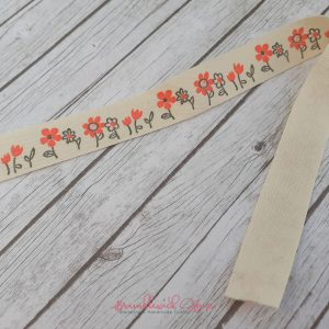 Bramblewick House Flower Ribbon