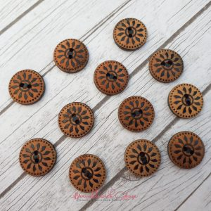 Bramblewick House Buttons